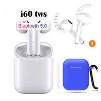 Vieille ville i60 tws i60tws 60 Sans Fil Bluetooth Casque 5.0 Tactile PK 10 12 tws 14 16 18 20 30 60 80 88 tws i30