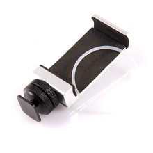 camera hot shoe 18MM * 18MM phone bracket 58-98mm clamp for Hoshino Photography geopositioning telescope accessories