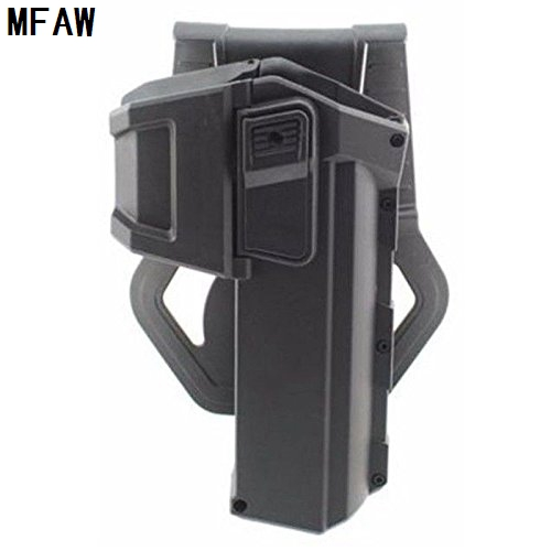 """/""""New/"""" Tactical Universal G-Series with flashlight Holster in Black for Marui//WE"""