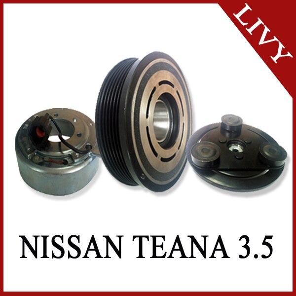 Высокое качество /с кондиционер компрессор клатч для Nissan Teana 3.5L