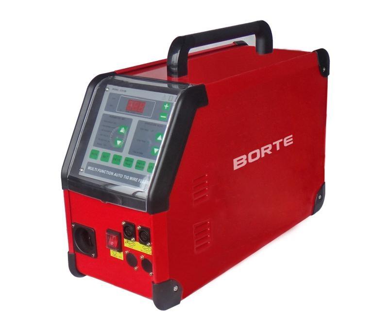 DHL, FEDEX, TNT, UPS Digital Pulse TIG podajnik zimnego drutu do automatycznego spawanie TIG, ET-2106