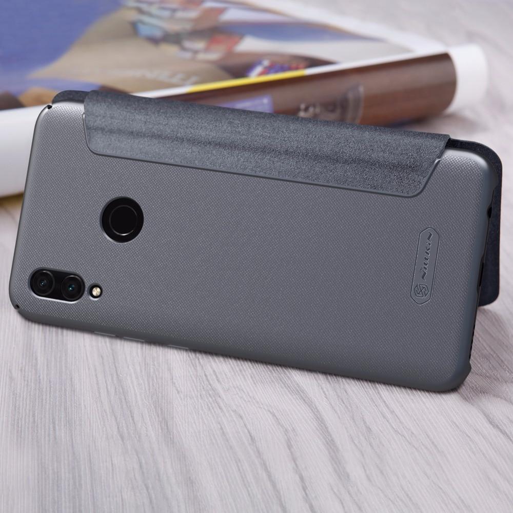 Funda Huawei Honor 10 Lite Funda NILLKIN Sparkle Super Thin Flip - Accesorios y repuestos para celulares - foto 3