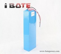 high power battery 72V 1500W e motorcycle battery 72V 20Ah lithium ion battery pack with shrinkwrap package