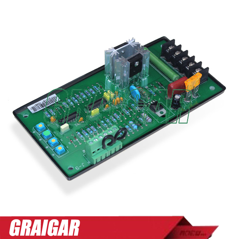 GAVR-15C Universal 15 Amp 1/2 Wave Self Excited Dip-Switch Programmalbe Automatic Voltage Regulator