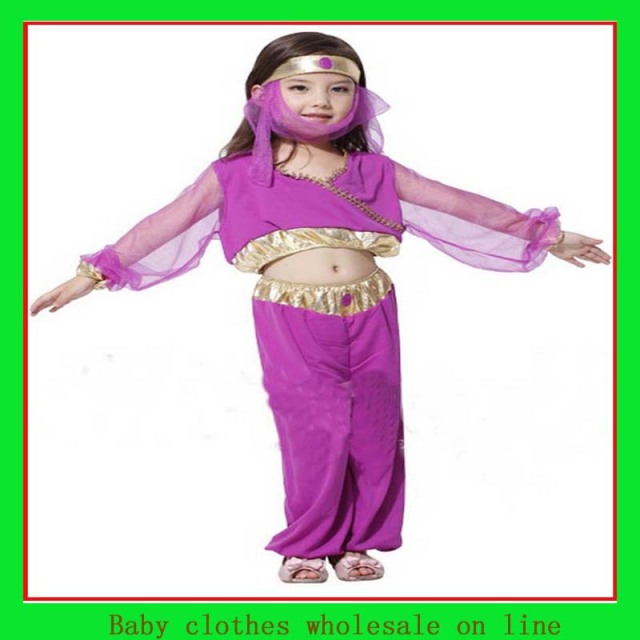 Arabian nights party supplies baby costume halloween cosplay baby ...