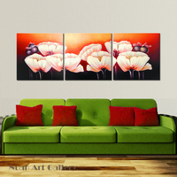 Beautiful Flowers HD Canvas Print On Fabric Canvas Wall Art Picture Artwork Hot Sell For Decoration