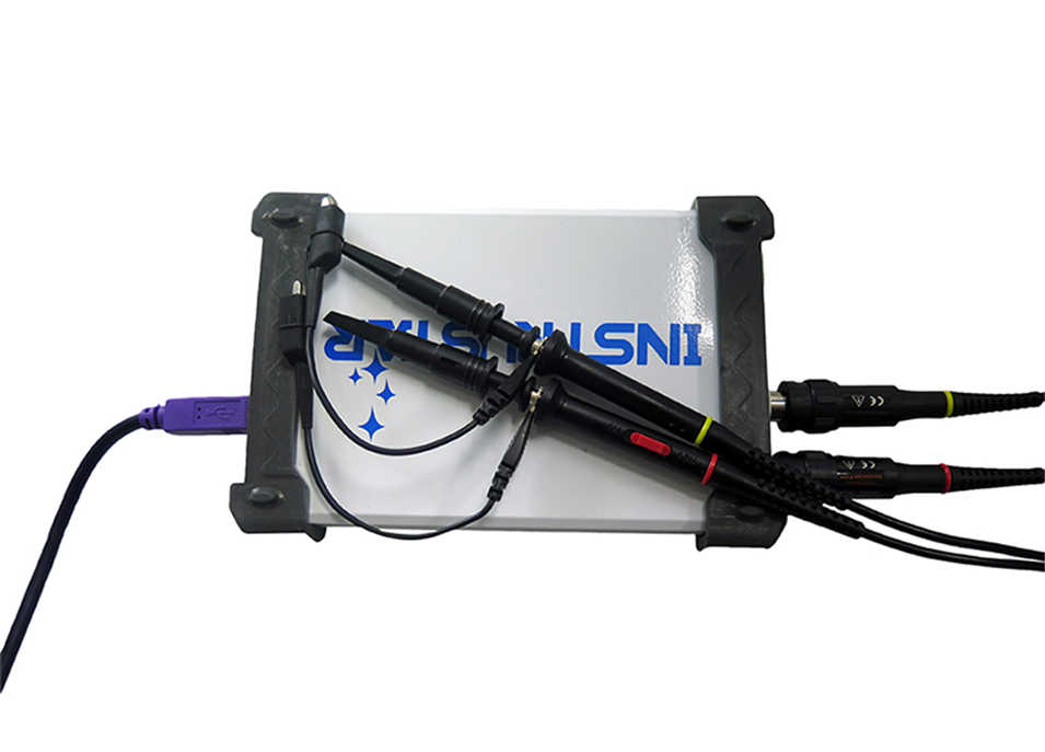 جديد MDSO ISDS205A 3 في 1 متعددة الوظائف 20 متر الظاهري ملتقط الذبذبات الرقمي + محلل الطيف + مسجل بيانات الكمبيوتر USB راسم الذبذبات