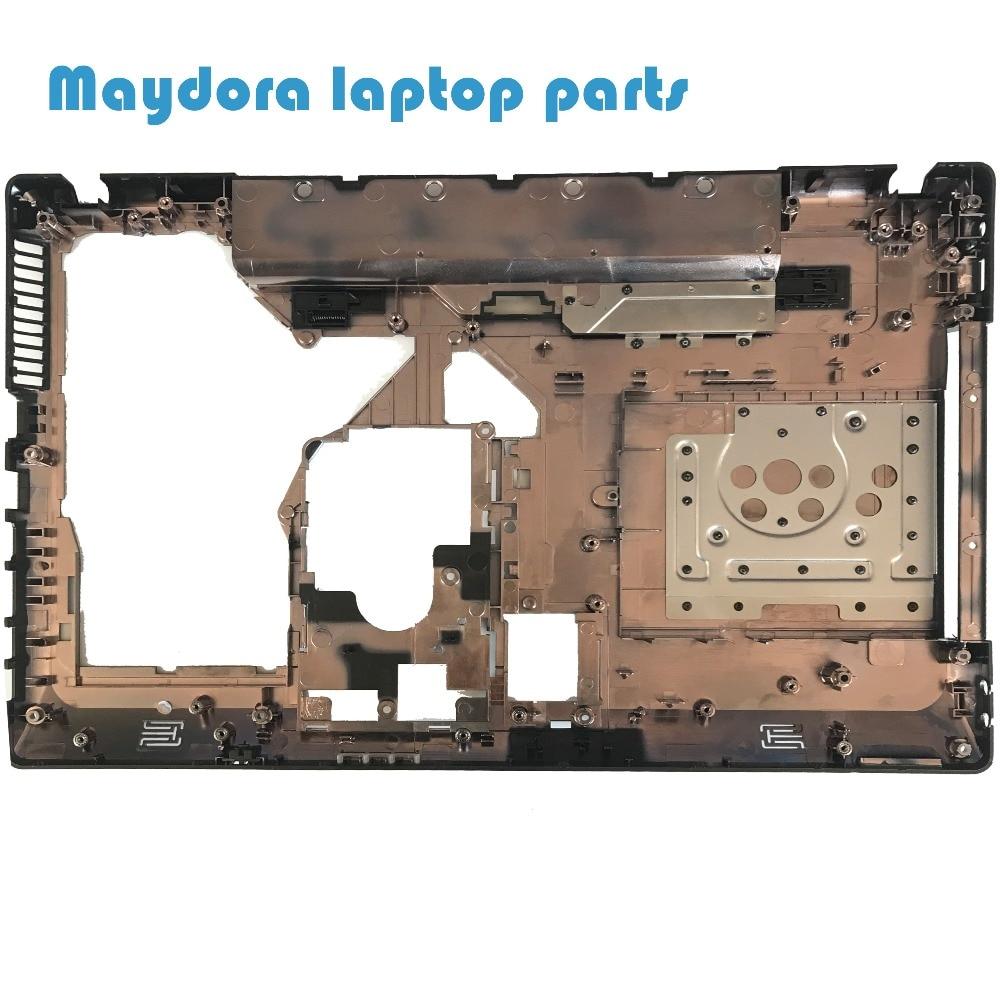 Brand new laptop case for Lenovo G570 G575 Bottom Base with