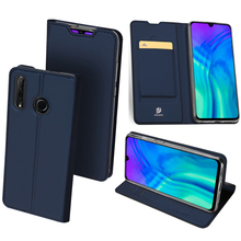 Original Dux Ducis Leather Case For Honor 20/ Pro/ Lite Coque Luxury Thin Flip Wallet Cover Huawei Lite/ 20i