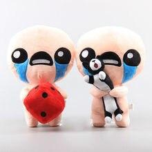 A ligação de isaac brinquedo de pelúcia afterbirth isaac macio animais de pelúcia brinquedos para crianças presentes