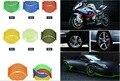 "16'17'18"" Motorcycle Styling Wheel Hub Rim Stripe Reflective Decal Stickers For YAMAHA HONDA SUZUKI"
