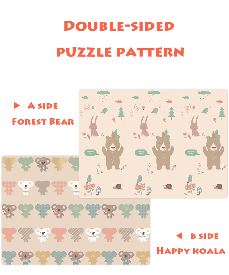 HTB1SsvObojrK1RkHFNRq6ySvpXaG Infant Shining Foldable Baby Play Mat Thickened Tapete Infantil Home Baby Room Puzzle Mat  XPE 150X200CM Splicing 1CM Thickness
