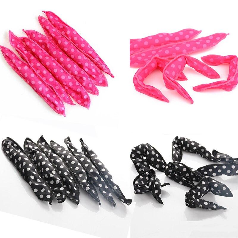 Brainbow 20/30 Soft Hair Curlers Rollers Magic Sleep Sponge Pillow Flexible Foam&Sponge Hair Roller DIY Salon Hair Styling Tools 2