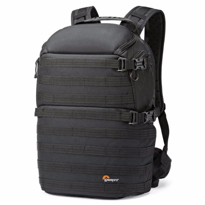 Schneller versand Genuine Lowepro ProTactic 350 AW DSLR Kamera Foto Tasche Laptop Rucksack mit All Weather Cover