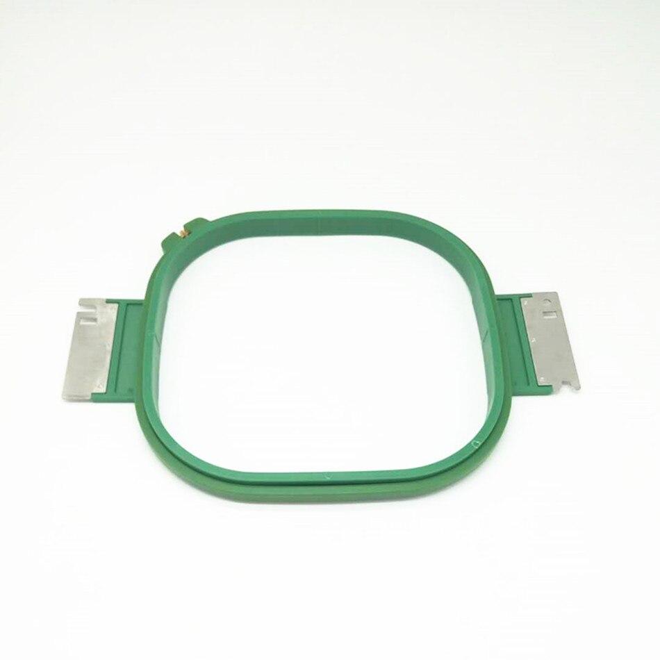Tajima GREEN Hoops 240X240mm Kvadrat forma Ümumi uzunluğu 355mm TAJIMA boru çərçivəsi TAJIMA boru halqa