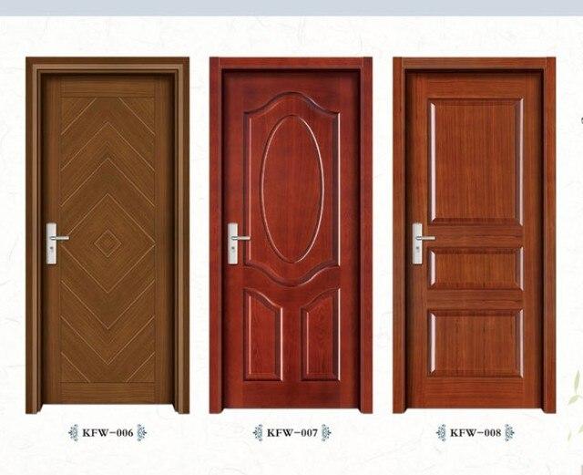 Acheter new steel porte en bois porte for Porte pour chambre en bois
