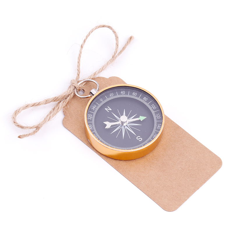 Wedding Gift 30Pcs/set Alloy Compass For Xmas Party Favors Wedding Favors And Gifts Souvenirs Birthday Party Decorations Kids