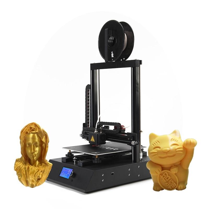 Free shipping Ortur4 3d Printer Full Metal Frame High Precision 3d Printer Kkit Imprimante Impresora Filament Runout Sensor 1