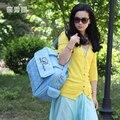 Hot Sale Da Moda de Grande Capacidade Saco de Fraldas Do Bebê Antimicrobial Nappy Bag Mommy Bag Feito Pela Alta Qualidade Obra