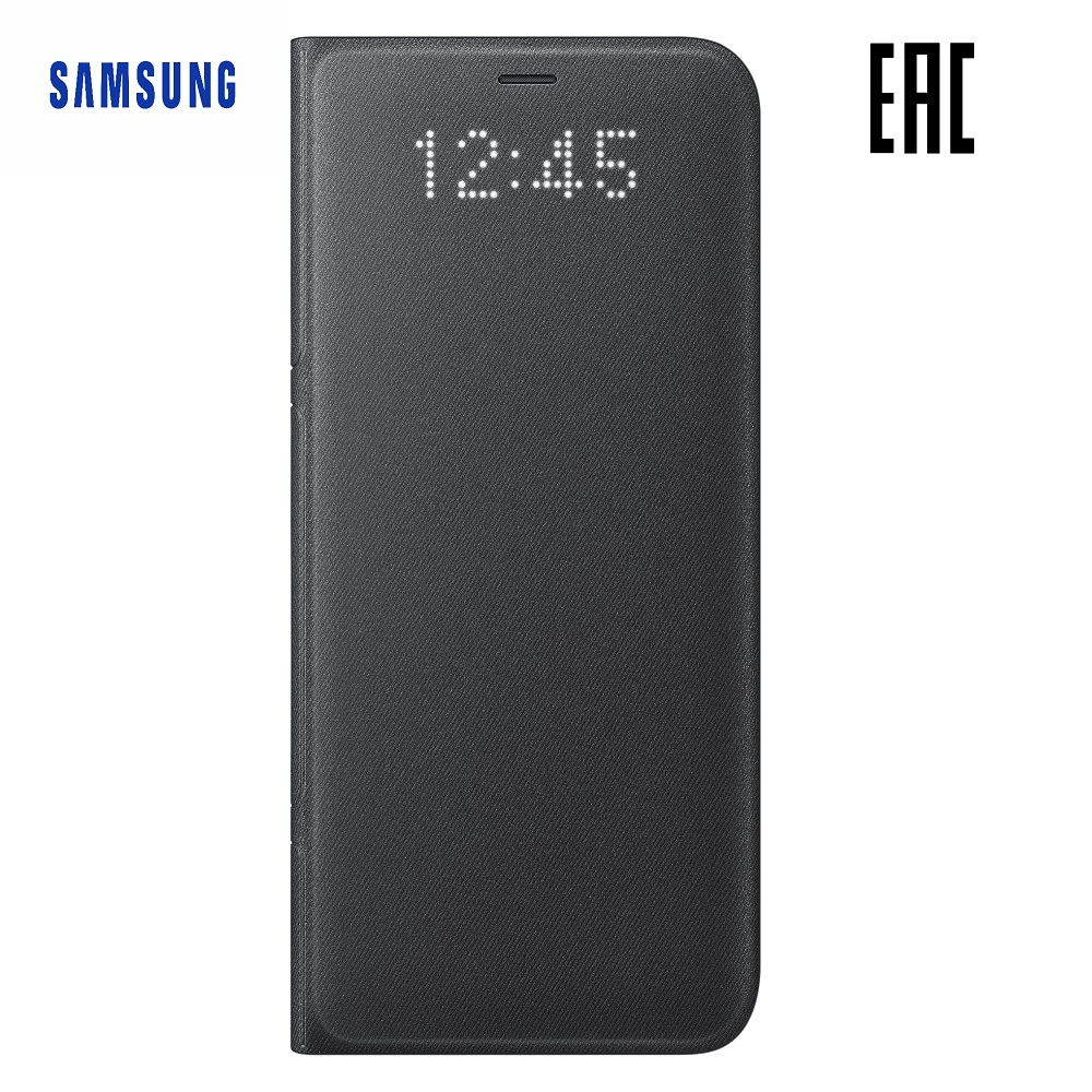 Case for Samsung LED View Cover Galaxy S8 EF-NG950P Phones Telecommunications Mobile Phone Accessories mi_32818827249 case for samsung clear view standing cover galaxy s8 ef zg955c phones telecommunications mobile phone accessories mi 3281881930