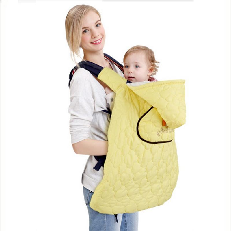 Mother & Kids Activity & Gear Independent Best Baby Baby Carrier Cloak Warm Cape Stroller Pram Cover Wind Rain Snow Proof With Velvet Lining Blanket Outdoor Necessary
