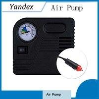 Alta Qualidade Do Carro Bomba de Ar Do Pneu Inflator 12 V 150PSI Auto Compressor de Ar Com Carregador de Carro Conector Elétrico