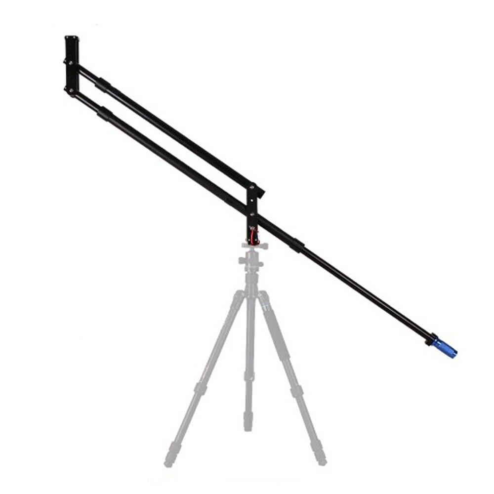 Photographie 2 M caméra vidéo potence bras de grue pour trépied DV Gopro Dslr Studio Photo vidéo avec sac professionnel Portable charge 5 KG
