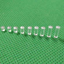 Free shipping 100PC Clear color 12.7MM LIGHT PIPE PNL MNT 12.7MM LONG FOR 3MM Led Diode LED tube lampshade replace PLP2-500