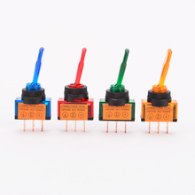 цены 5pcs 12VDC 20A Two Position ON/OFF SPST 0.47