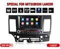 MTK800MHz Dual core Автомобильный GPS Navi Головного Устройства Для Mitsubishi Lancer 2006-2012 Аудио Видео Плеер dvd Радио Bluetooth Ipod wi-fi 3 Г