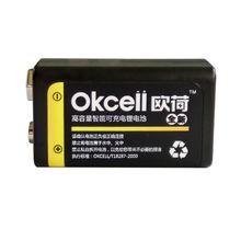 JRGK 800 мАч micro USB перезаряжаемые OKcell Lipo батарея В 9 В для Вертолет модель микрофон запасная часть для радиоуправляемого вертолета