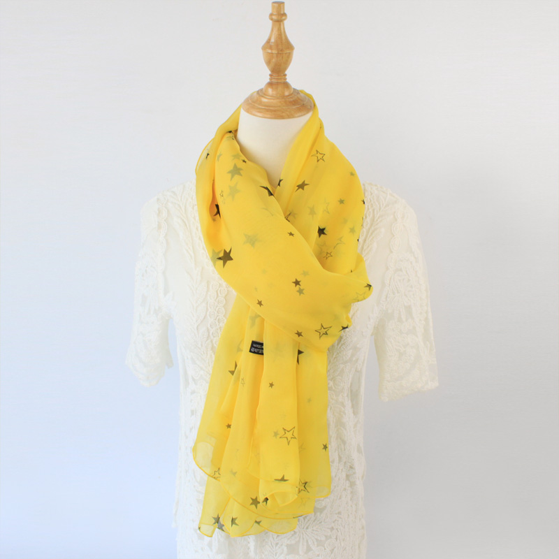 Berryear Silk Scarf 2018 Summer Fashion wanita Scarf Hot Sale Silk - Aksesori pakaian - Foto 2