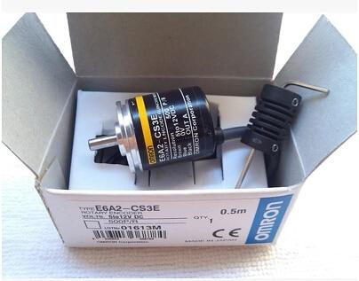 E6A2-CS5C 500P/R encoder, E6A2-CS5C rotary encoder ,FREE SHIPPING free shipping e6a2 cs5c 50p r rotary encoder new e6a2cs5c 50p r 50pr compact size e6a2 cs5c