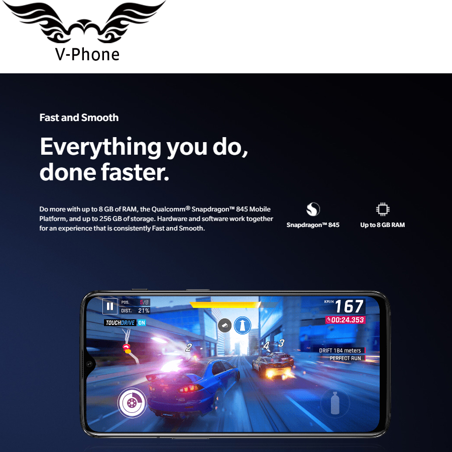 """Oneplus 6T 128GB Mobile Phone Snapdragon 845 Octa Core 6.41"""" Dual Camera Screen Unlock NFC Android Smartphone-in Cellphones from Cellphones & Telecommunications    3"""