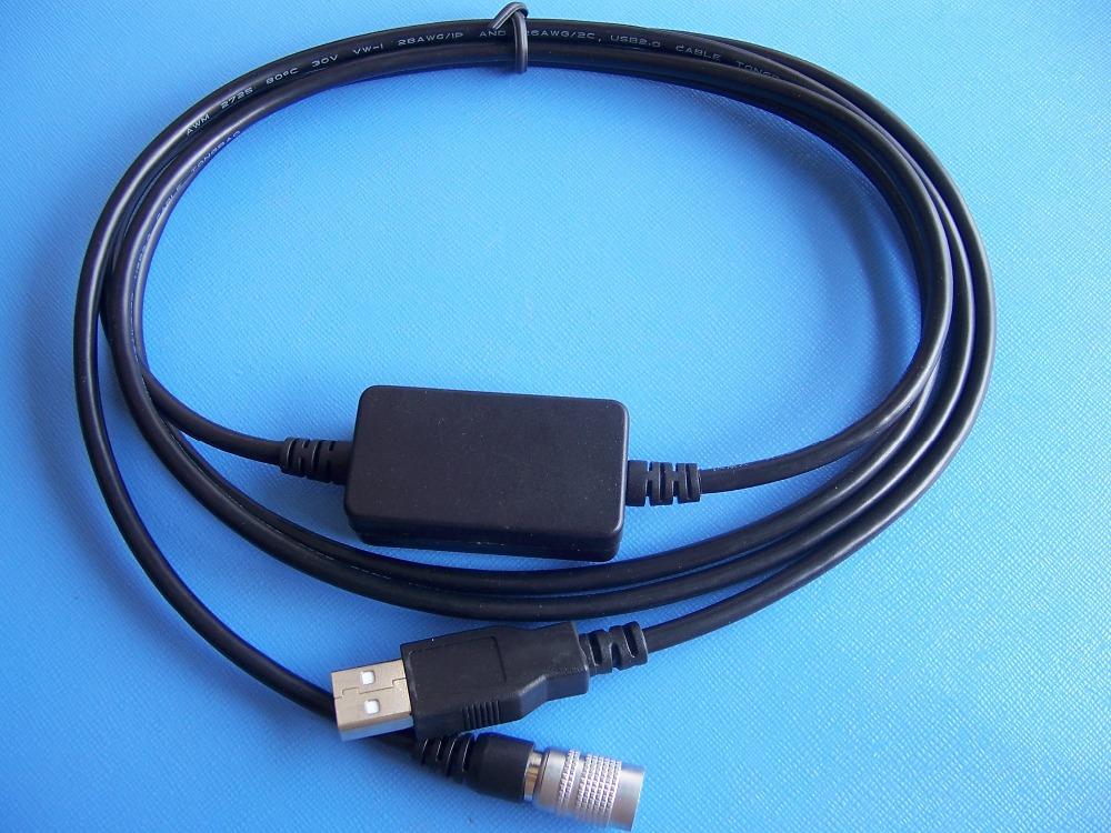 Brand New Download Data Usb Cable For Nikon Total Stations
