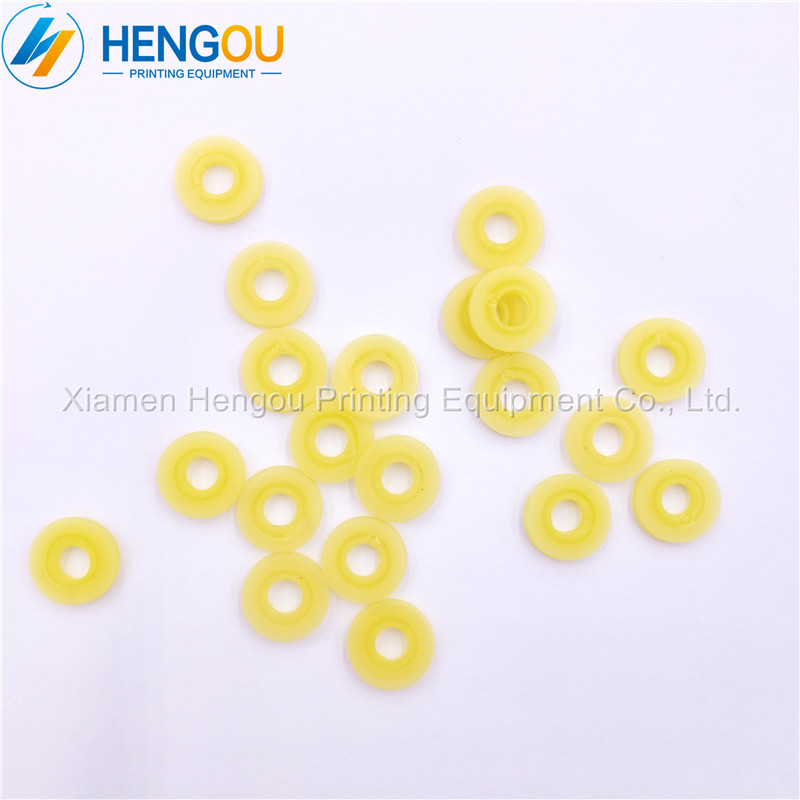 20 Pieces China Post Free Shipping import Hengoucn valve seal 4x10x2mm repair valve M2 184 1111