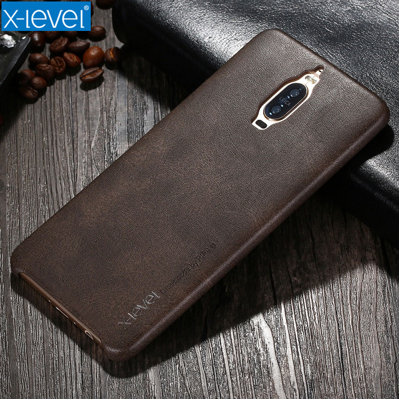 X-Level Mobile Phone Accessories For Huawei Mate 9 Pro Case Leather Luxury Leather For Huawei Mate 9 Pro Phone Cover