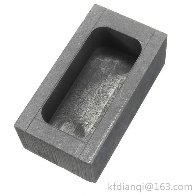 99.95%Pure Graphite Crucible/125*60*40mm/Rectangular Crucible /Graphite Crucible99.95%Pure Graphite Crucible/125*60*40mm/Rectangular Crucible /Graphite Crucible