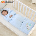 Spring Autumn Winter Extended Baby Clothing Sleeping Bags Detachable Sleeve/Hat Thicken Infant Wrap Newborn Kids Sleeping Bag