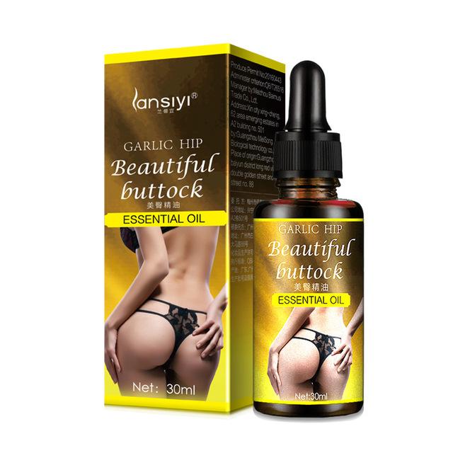 Best Effective Coffee Ginger Chili Hip Lift Up Lifting Bigger Buttock Cream Big Ass Enlargement Butt Lift Enhancer Oil