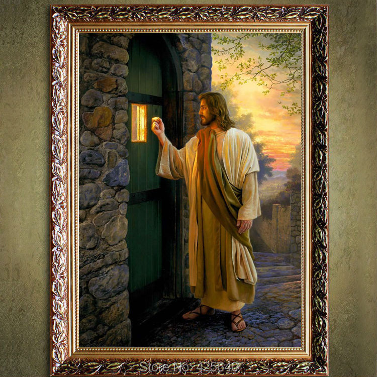 home decor jesus christ painting jesus save us art decor home decor home decor jesus christ painting the portrait