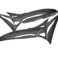 DTRAD For Suzuki GSXR 1000 2009 2016 Side Panels Carbon Fiber