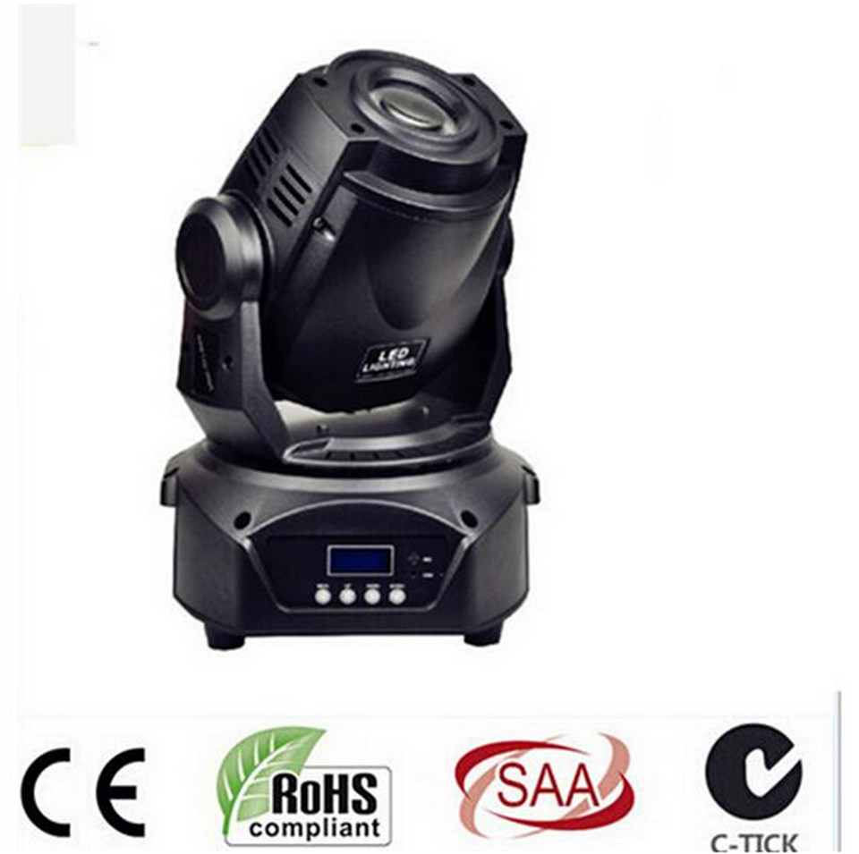 90 w gobo led moving head light 3 viso prisma controller dmx a 14 canali per palcoscenico discoteca nightclub partito