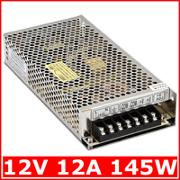 Electrical Equipment Supplies Power Supplies Switching Power Supply S Single Output Series S 145W 12V