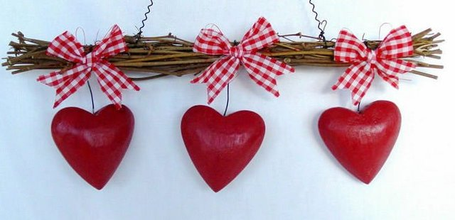 Home Decor Valentines Days Decorations Valentines Days Gifts Three