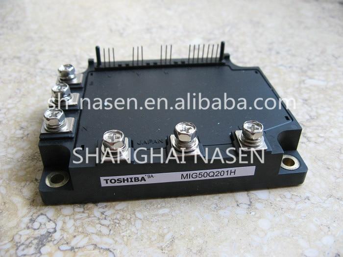 TOSHIBA IGBT module MIG50Q201H igbt module cm300dy 12nf