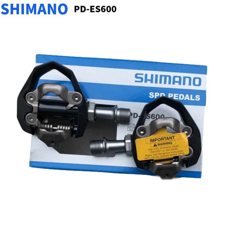 Pédales SHIMANO PD-ES600 pédales de vélo de route vélo auto-bloquant pédale ES600