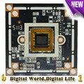 CVBS analógico cmos módulo da câmera módulo HD DIY sua câmera de cctv Sistema de câmera De Segurança, partes mainboard camaras de seguridad