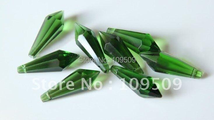 Ems / DHL, Зеленый конус для люстра подвески или освещение части или украшения дома