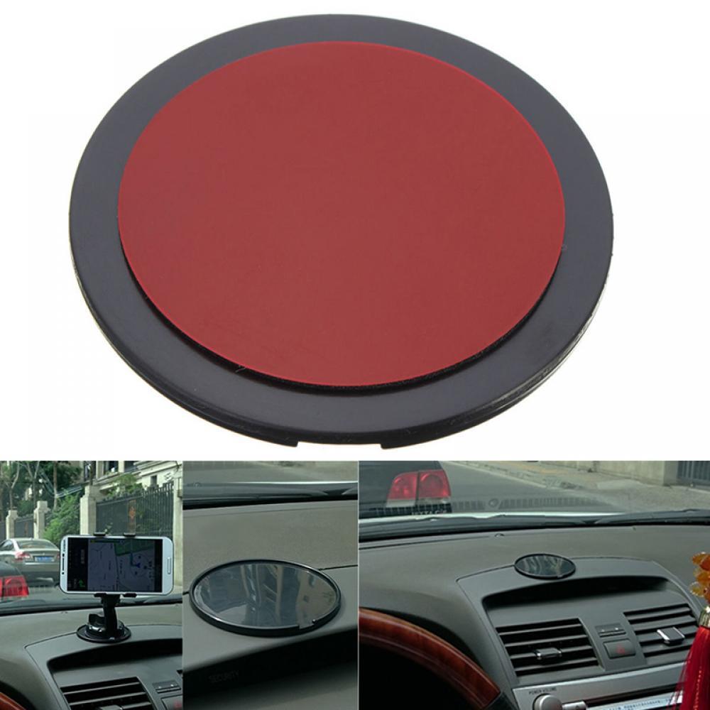 Support de montage automatique GPS téléphone portable aspiration voiture tableau de bord disque adhésif disque collant tapis anti-dérapant universel